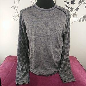 Lululemon men's long sleeve shirt size XL